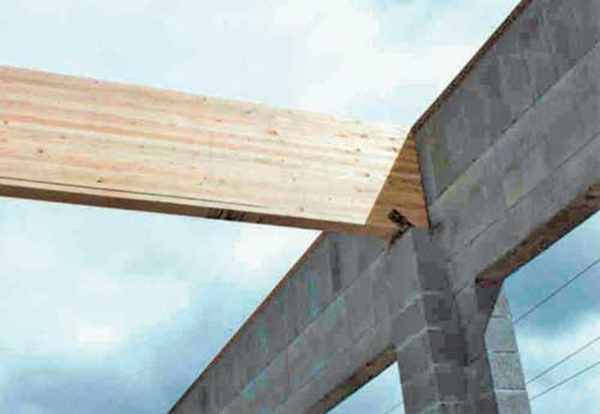 Glued Laminated Beams ~ Structures in pictures arch exam academy