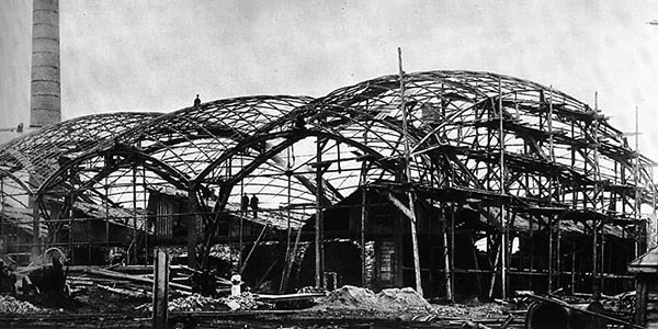 Gridshell. Source [ Wikipedia ]